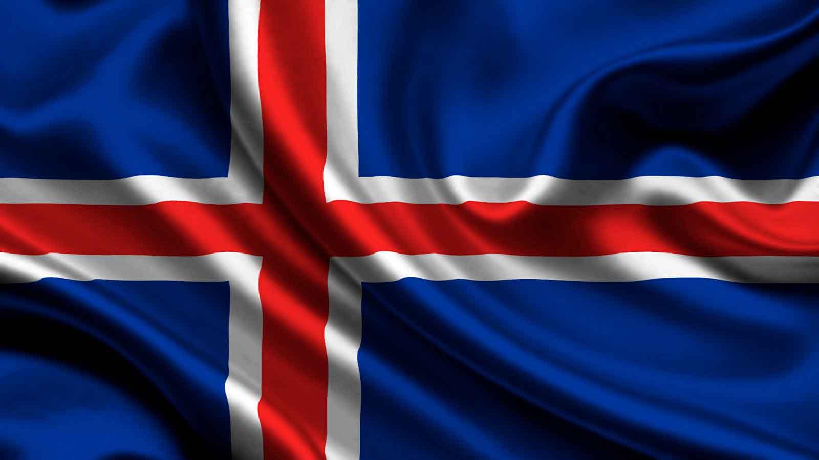 Флаг исландия фото картинки